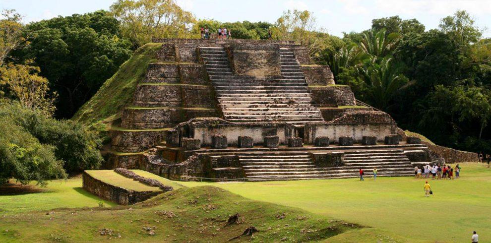 Altun Ha Mayan Ruins Belize - Ambergris Divers