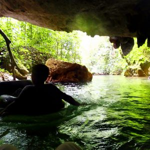 Cave Tubing Belize - Ambergris Divers