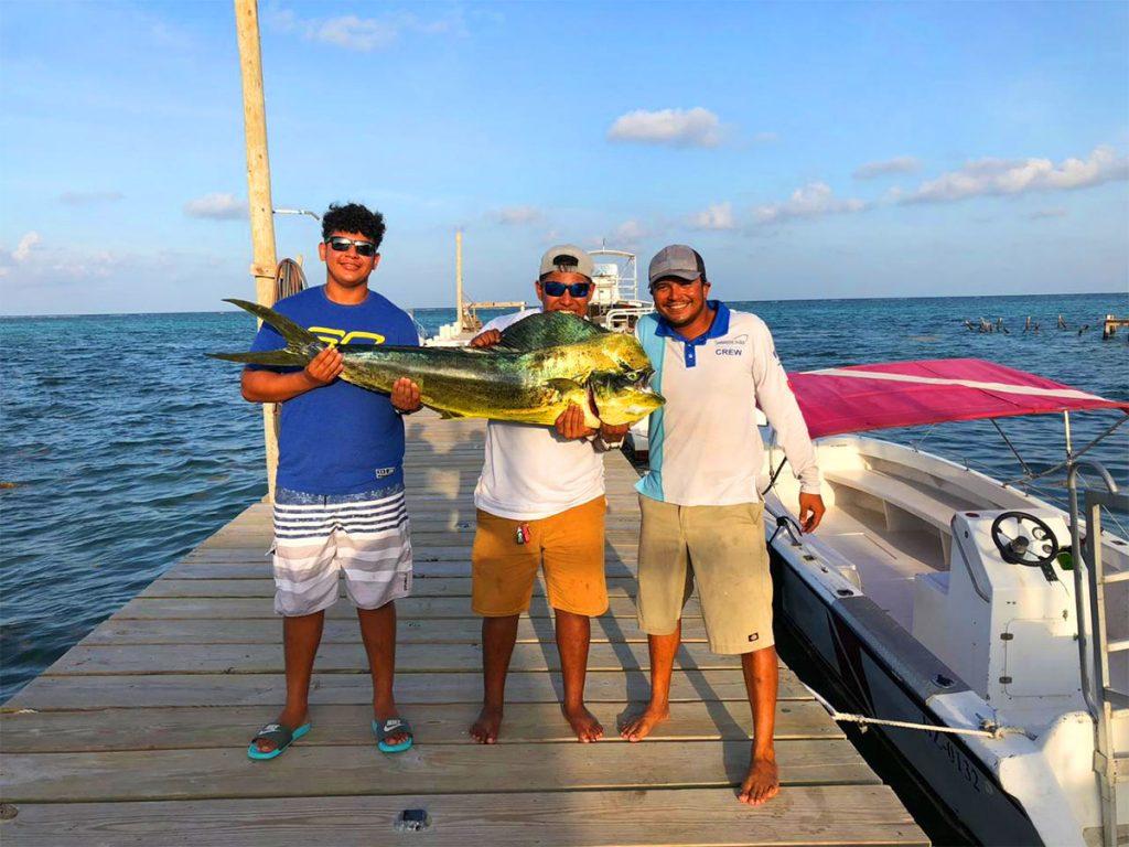 Deep Sea Fishing - Ambergris Divers