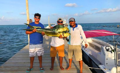 Deep Sea Fishing - Ambergris Divers