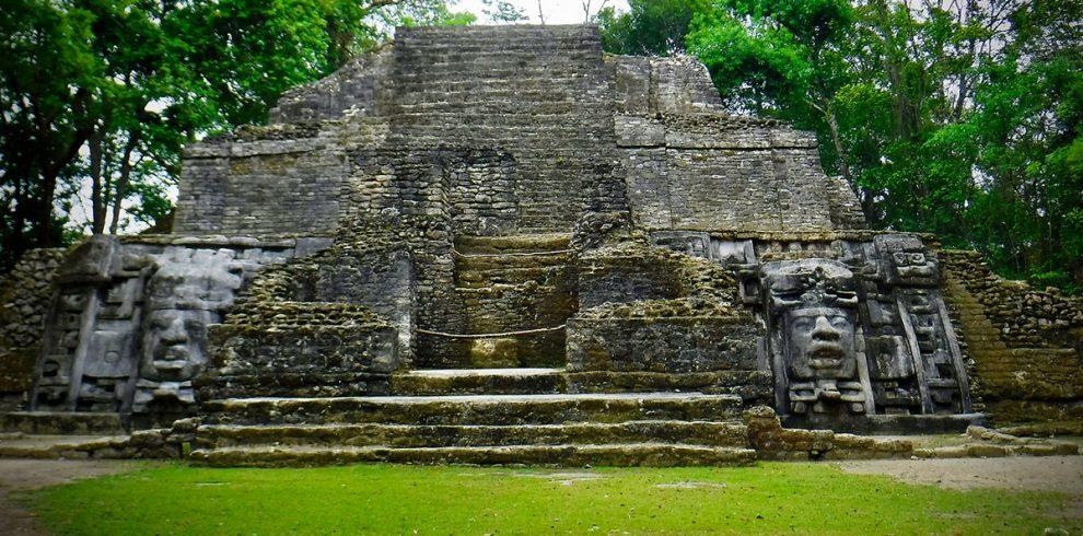 Lamanai Mayan Ruin Belize - Ambergris Divers