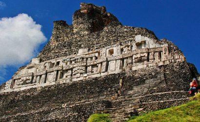 Xunantunich Mayan Ruin Belize - Ambergris Divers